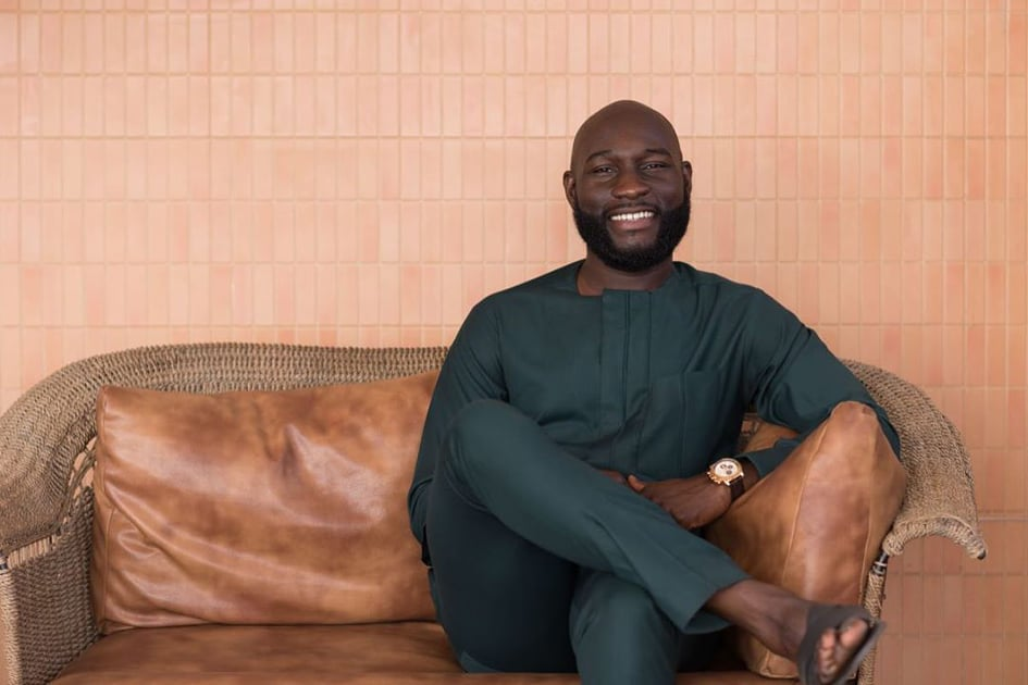 Kennedy Agyapong's first son3