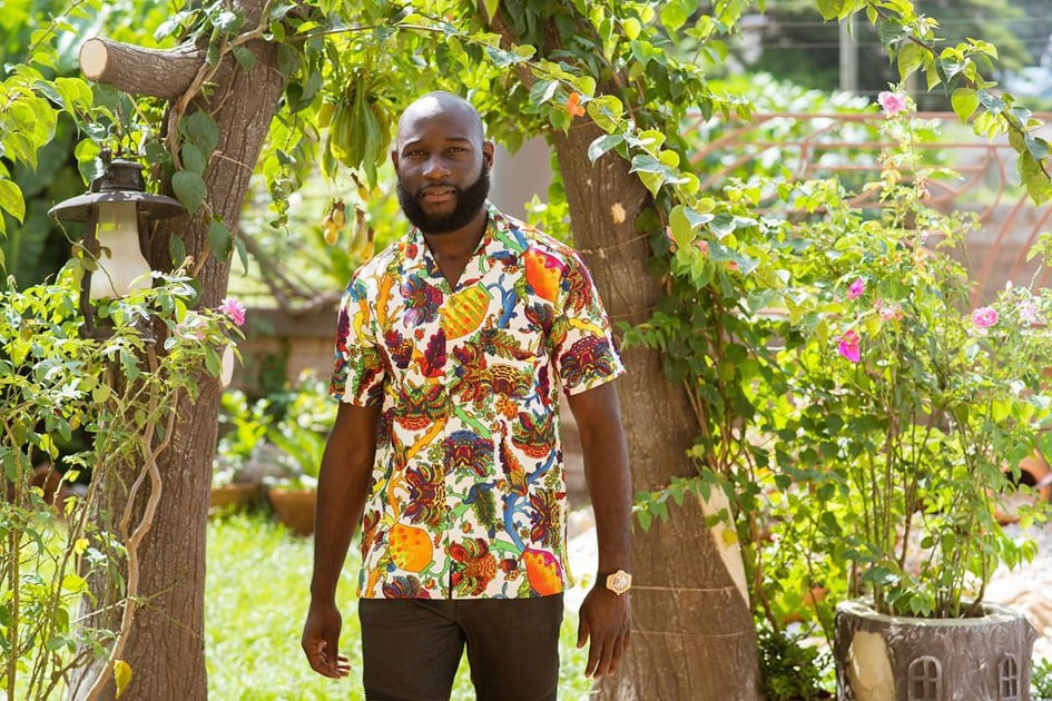 Kennedy Agyapong's first son 5