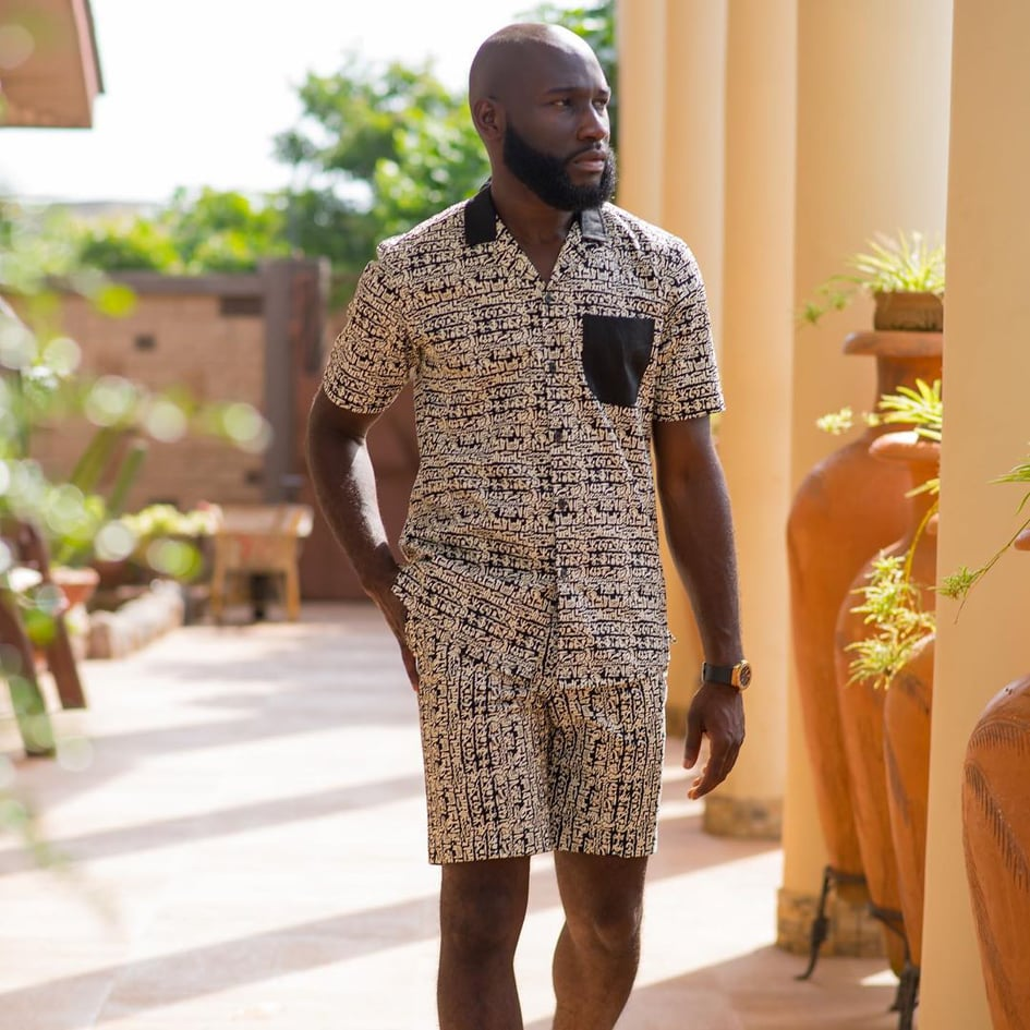 Kennedy Agyapong's first son 8