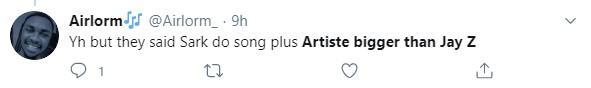 Artiste bigger than Jay Z