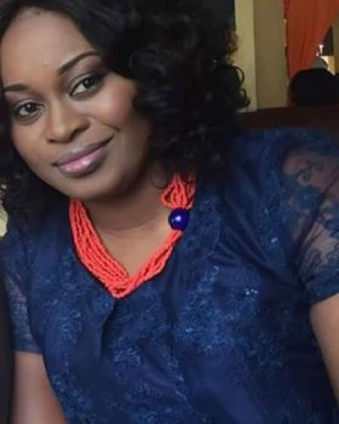 Andy Dosty's beautiful wife