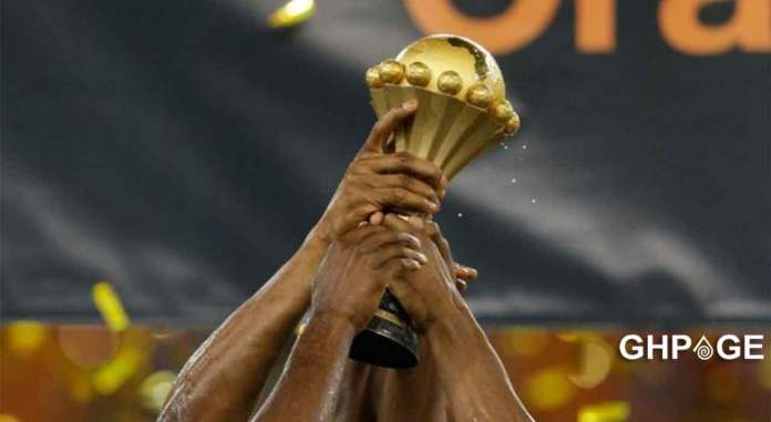 AFCON Trophy stolen
