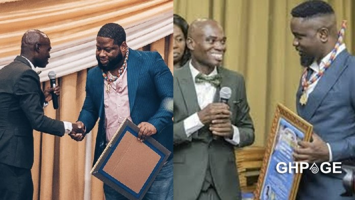 Sarkodie and D-Black never paid to be awarded - Dr UN