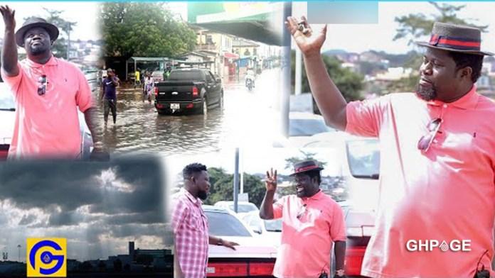 I can control the weather like my phone - Ogya Nyame
