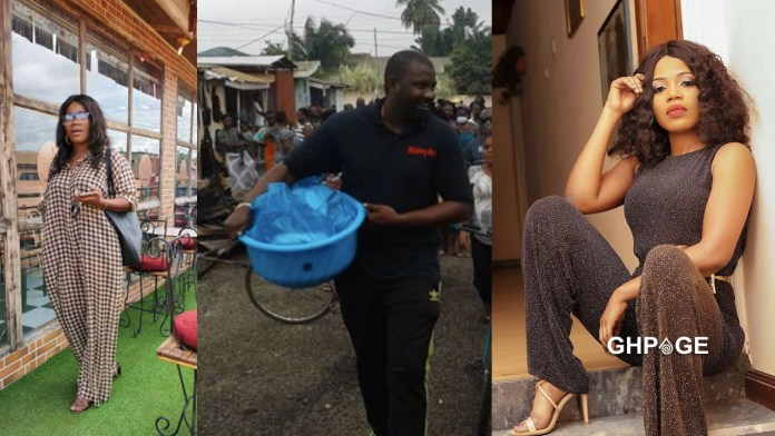 Mzbel endorses John Dumelo to win Ayawaso West seat for the NDC