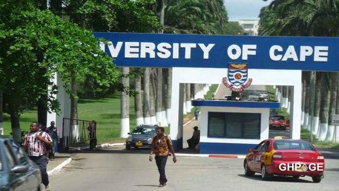 Univeristy of Cape Coast-UCC