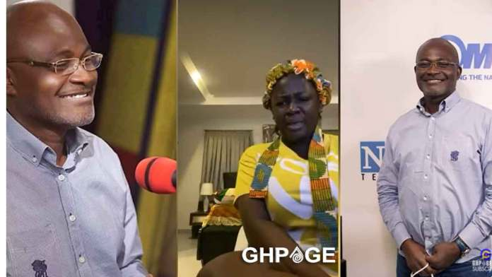 Kennedy Agypong gives government contract to an actress he sleeps with -Tracey Blakey