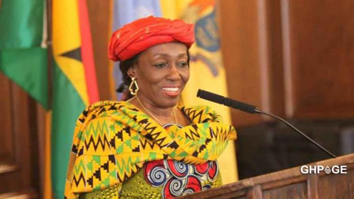 Nana Konadu Agyeman Rawlings