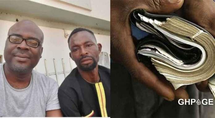 Nigerian man wallet
