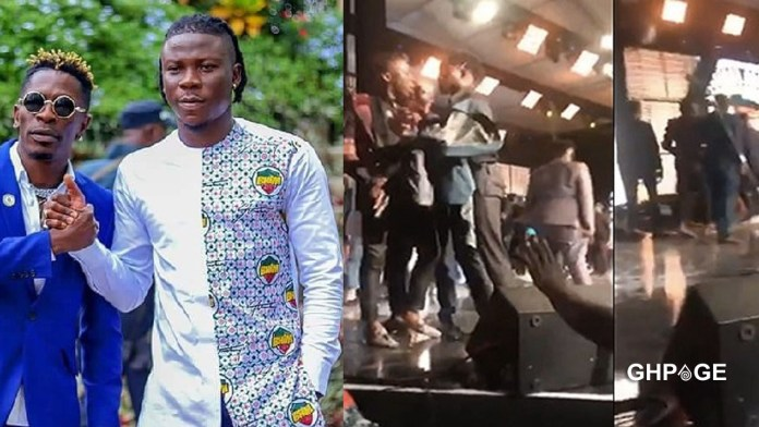 Stonebwoy is the industry's puppet - Shatta Wale