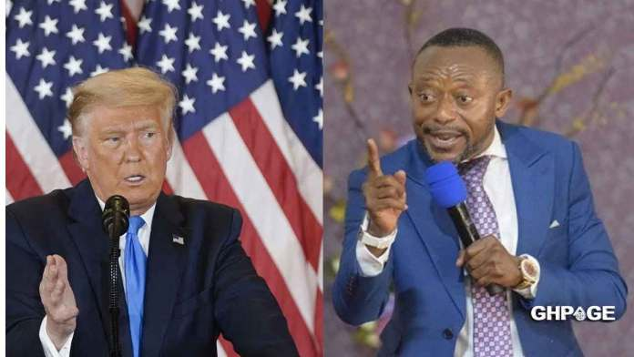 Trump and Owusu Bempah