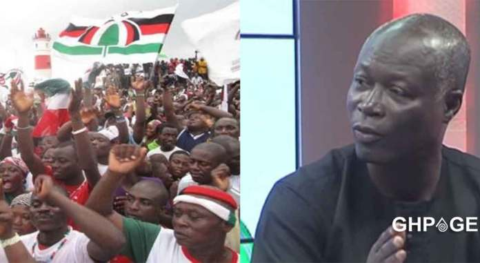 5 NDC supporters charged