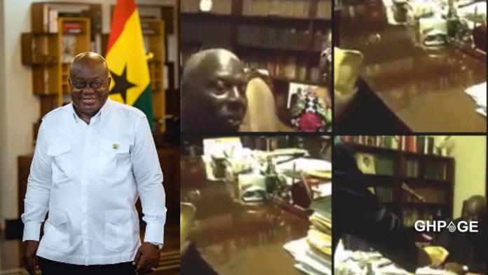 Salis breaks silence on Nana Addo's $40k bribe video