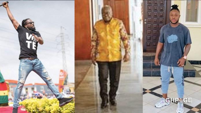Samini is broke that is why he endorsed Nana Addo - Keche Andrew