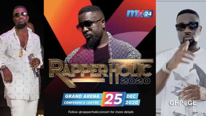 Sarkodie releases ticket prices for his Rapperholic concert