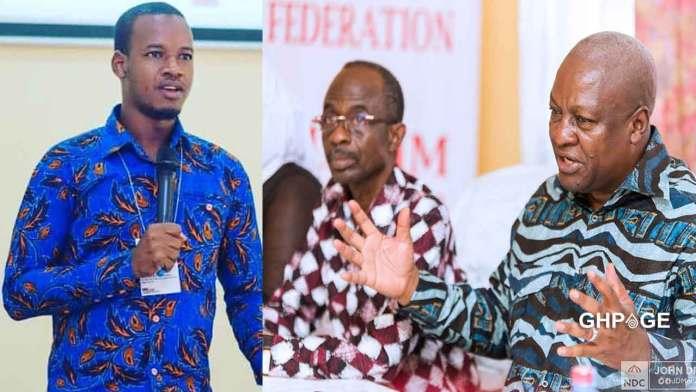 Umaru Sanda questions NDC