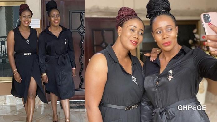 Borga Sylvia shares first-time photos of her twin sister