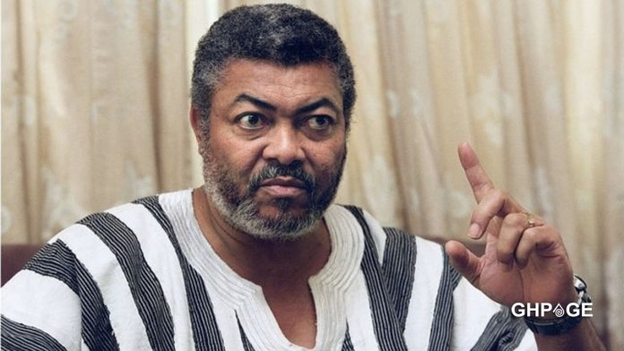 Burial date for late President Rawlings finally released