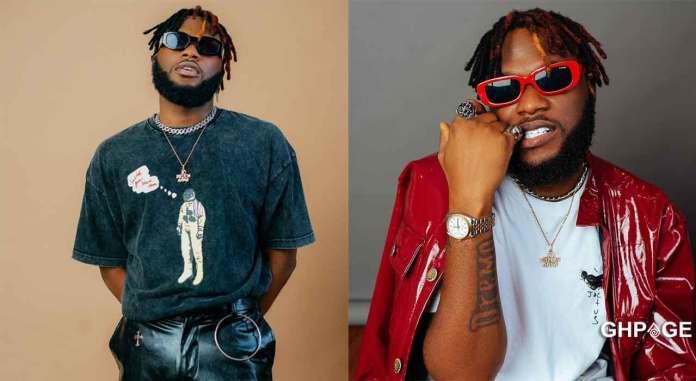 Nigerian rapper jerking off