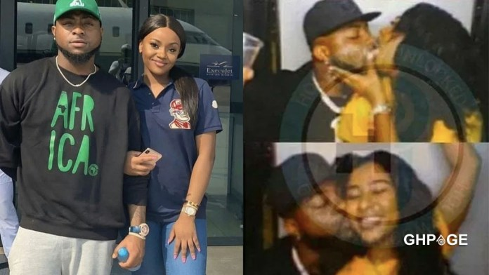 How netizens reacted after photos of Davido and his new girlfriend hit online