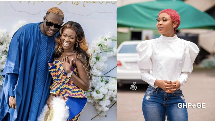 Medikal and Fella Makafui's wedding wasn't organized well - Akuapem Poloo