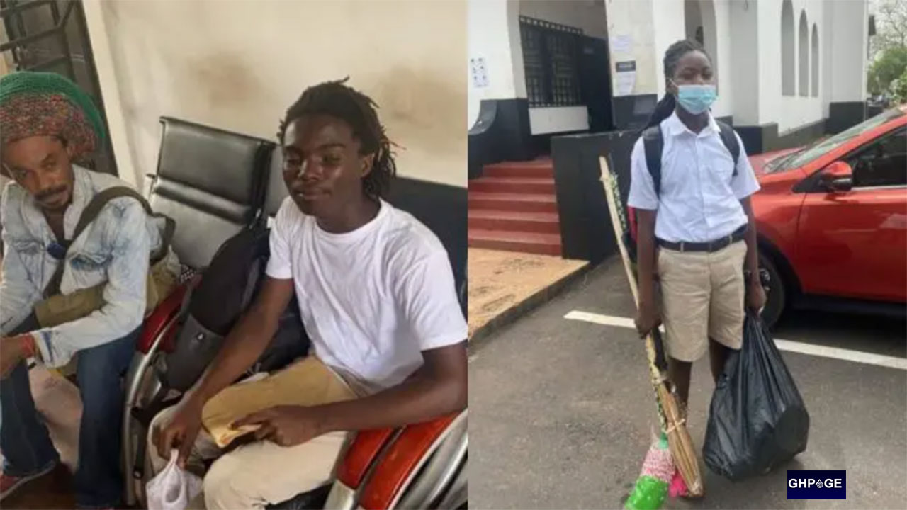 GES orders Achimota school to admit the Rastafarian brilliant students -  GhPage