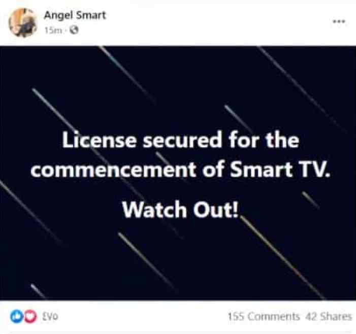 Captain Smart post
