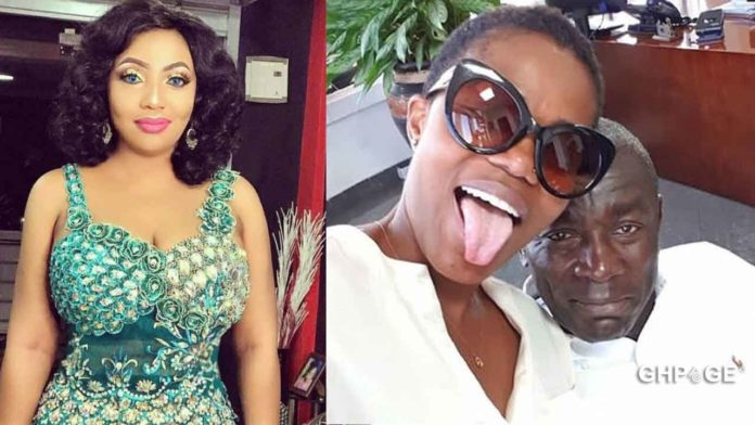 Diamond Appiah and Mzbel