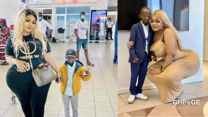 Grand P breaks up with his heavily endowed girlfriend