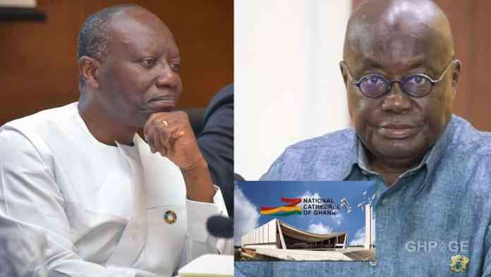 Ken Ofori Atta - Nana Akufo Addo