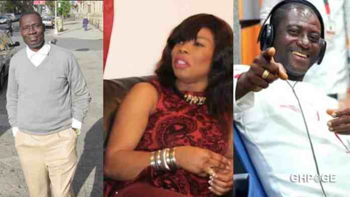 Captain Smart prevented Ama Boahemaa from marrying me - Producer