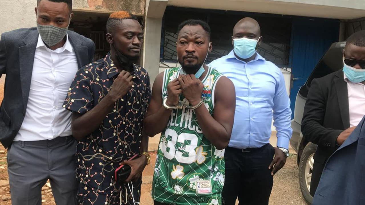 Funny Face referred to Psychiatric hospital for re-examination after outburst