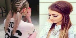 ظفيرة الشعر