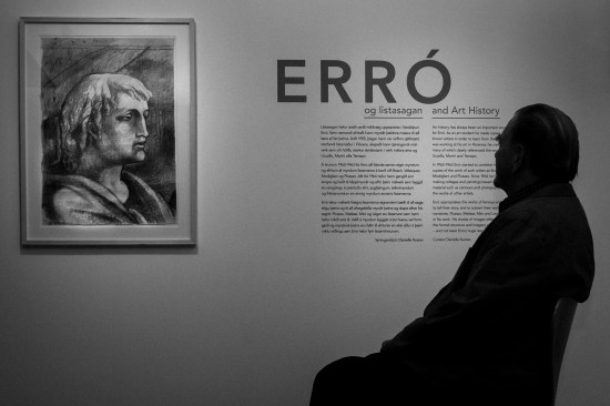 Erró - Artist & Painter.