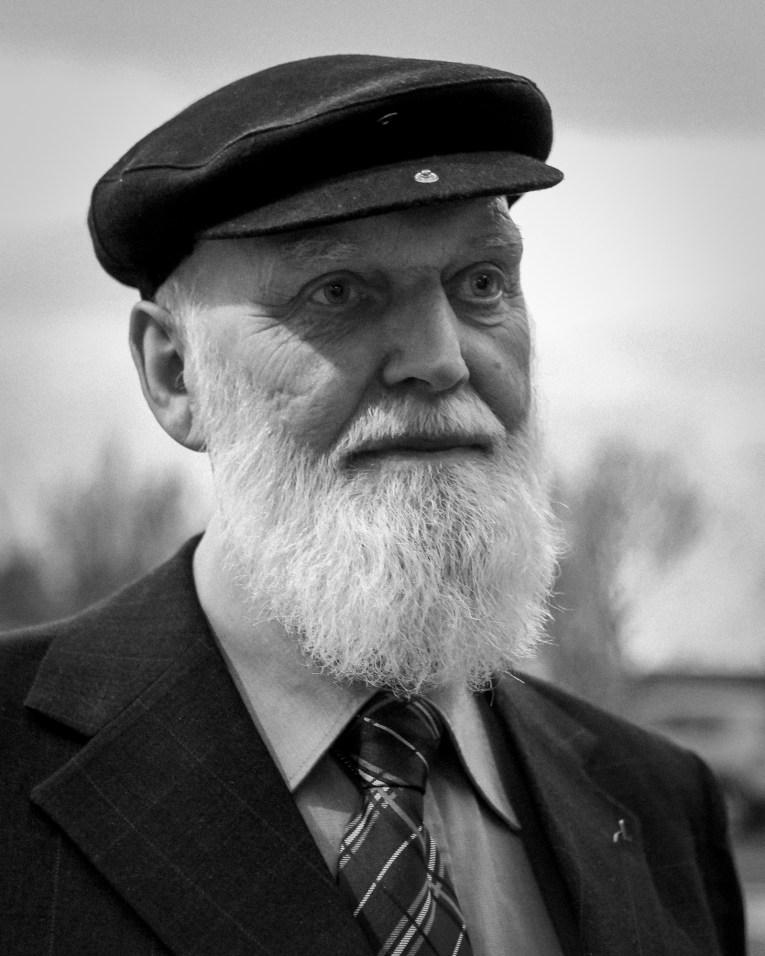Icelandic Fisherman