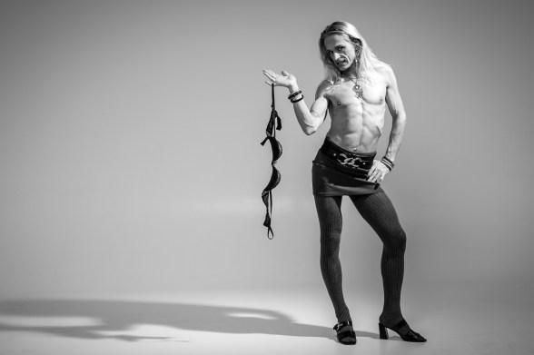Thora - Icelandic Transgender.