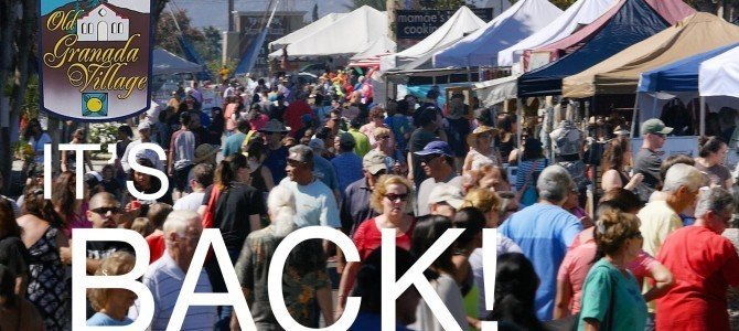 Granada Hills Street Faire 2014 Video
