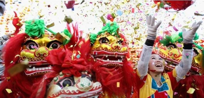 Lunar New Year Celebration on the LA Waterfront