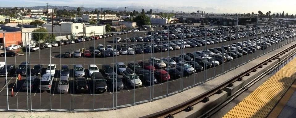 Metro Announces Parking Pilot Program