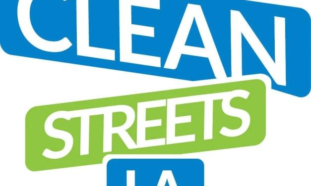 LA Sanitation's Free Bulky Item Drop Off Event