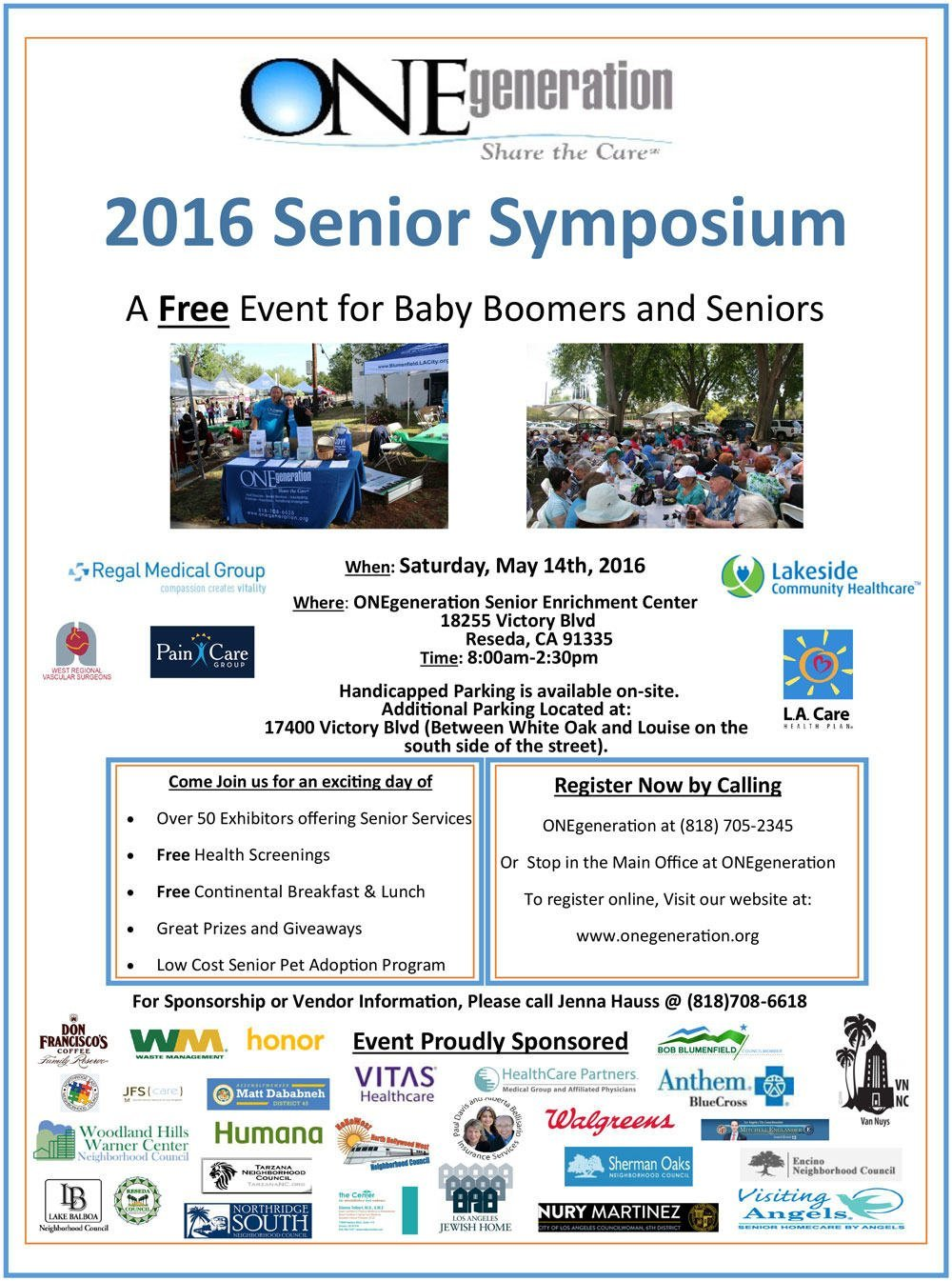 2016 Senior Symposium