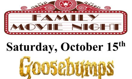 "Granada Hills Family Movie Night – ""Goosebumps"""