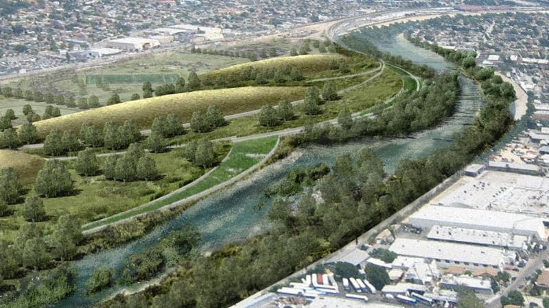 City to Acquire 'Crown Jewel' of LA River
