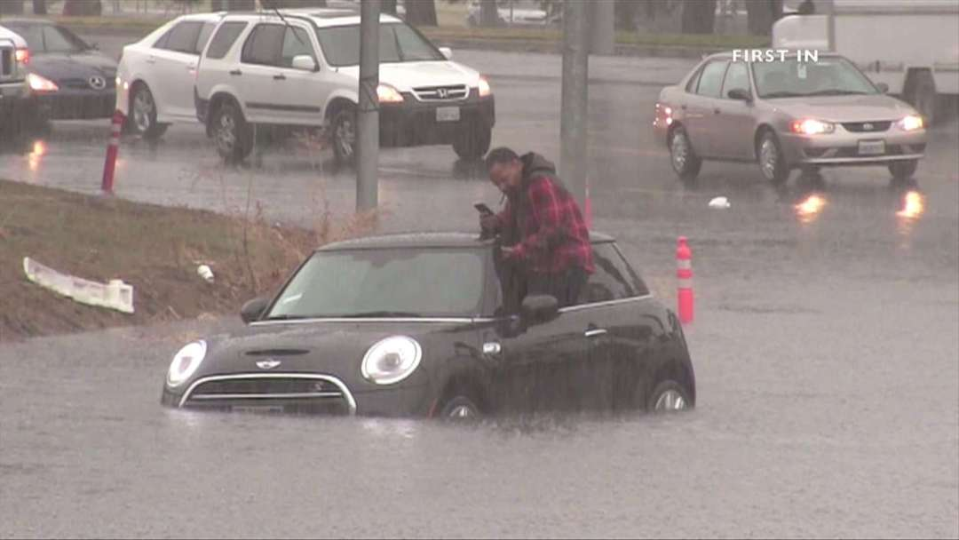 ALERT: Governor Declares State of Emergency for Rain-Ravaged Los Angeles