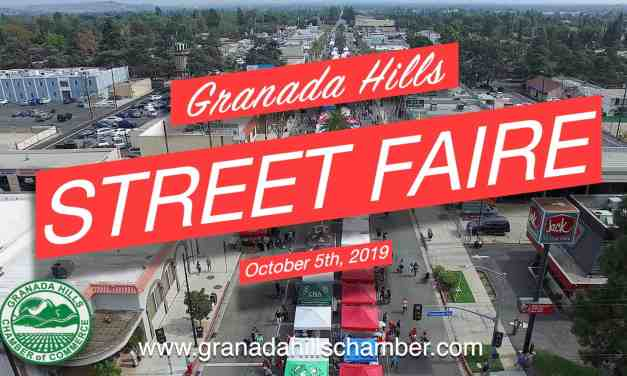 Granada Hills Street Faire – Coming October 5