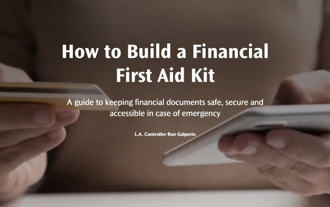How to Protect Important Documents During an Emergency with a Financial First Aid Kit