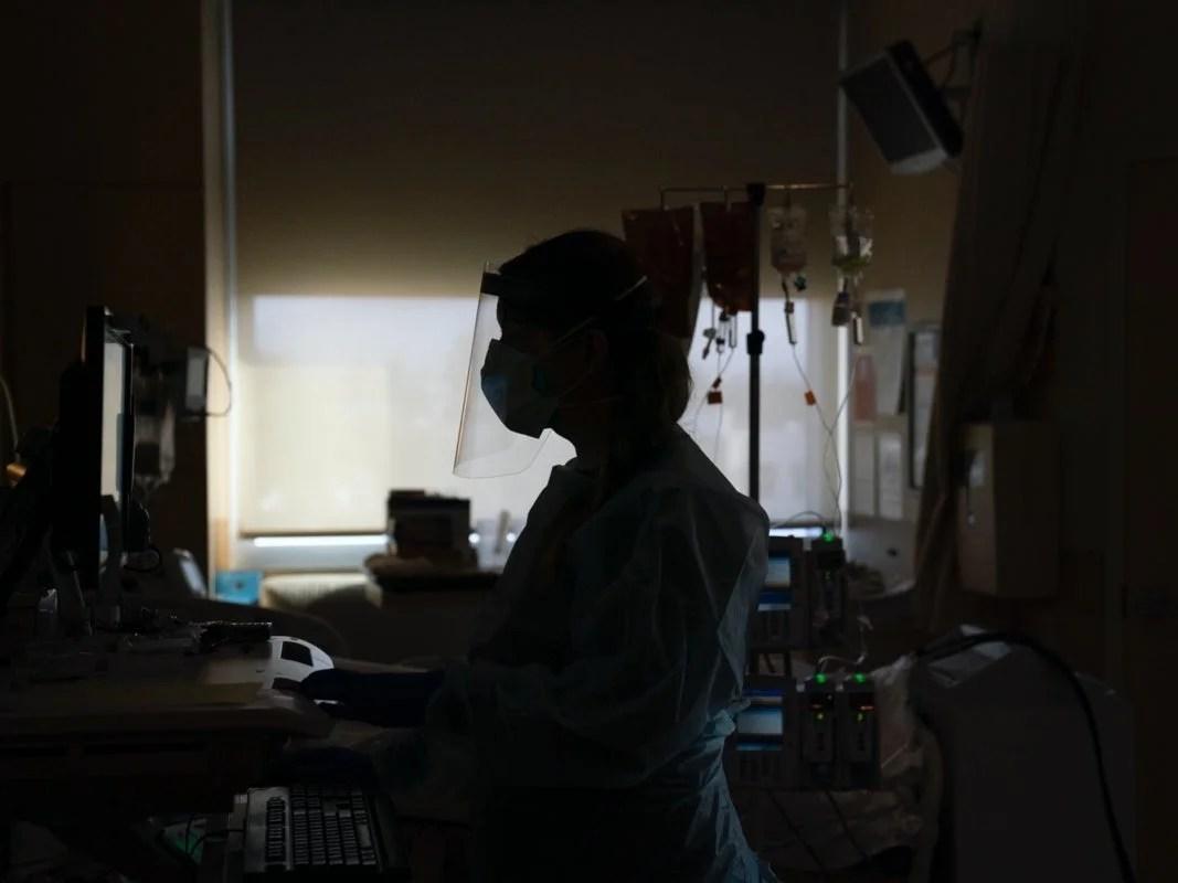 SoCal Coronavirus Shutdown Issued As ICU Bed Capacity Diminishes