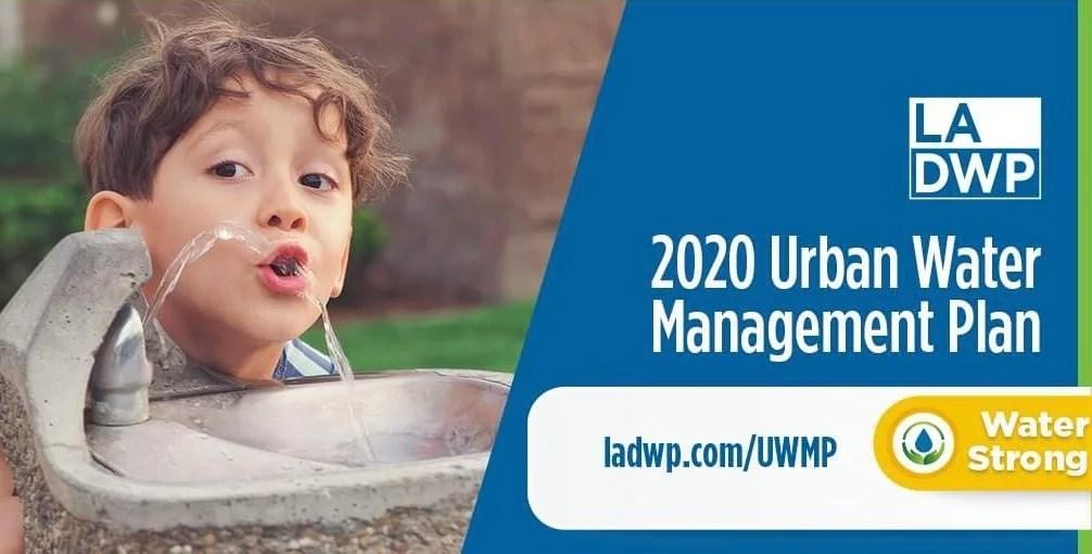 LADWP 2020 Urban Water Management Plan