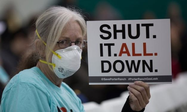 Aliso Canyon Must Be Closed, LA City Council Votes