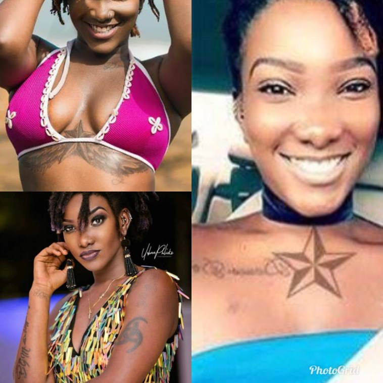 Image result for Ebony reigns 17 tattoos